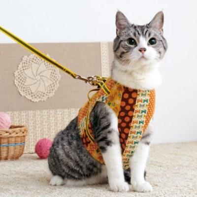 猫 胴輪 ハンドルベスト